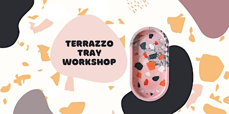 Terrazzo Tray Workshop with Polymorphics tickets