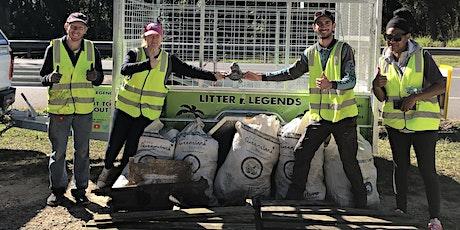 Volunteer Clean-Up - Cleveland-Redland Bay Rd (Week 18) tickets