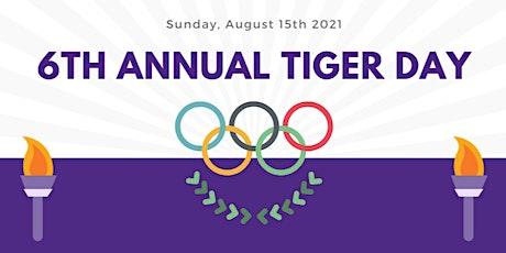 Tiger Day 2021 - 6th Annual Celebration of LARVOL tickets