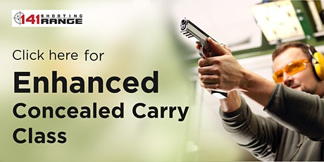 Enhanced Concealed Carry Class tickets