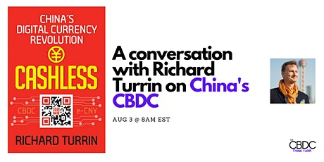 A conversation with Richard Turrin on China's CBDC tickets