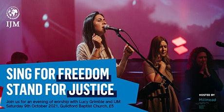 Sing for Freedom | Stand for Justice tickets