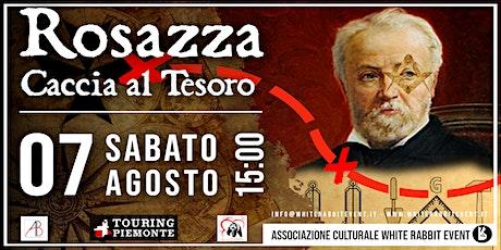 Rosazza - Caccia al Tesoro biglietti