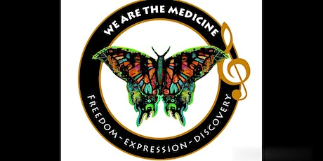 We are the medicine - Voicework and self-inquiry tickets