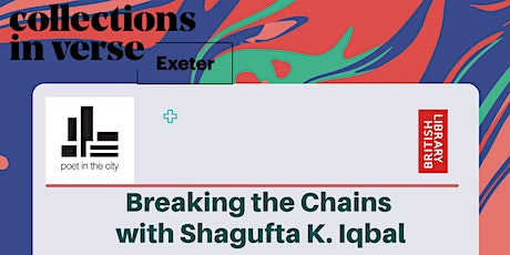 Breaking the Chains with Shagufta K. Iqbal tickets