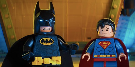 The Lego Batman Movie tickets
