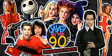 Saved By The 90s Halloween Party - Lincoln tickets