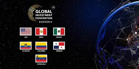 Global Investment Convention 2021 - Edition II tickets