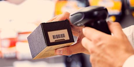 Obtenha rápido o código de barras através do Cadastro Nacional de Produtos bilhetes