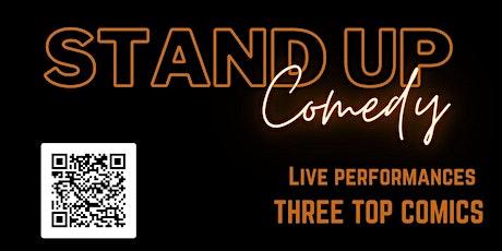 Comedy Night @ The Hub tickets
