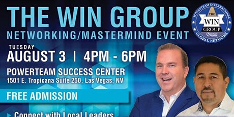 WIN GROUP Networking & Mastermind Rolling Meadows IL tickets
