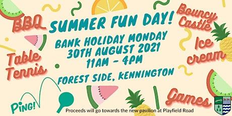 Summer Fun Day tickets