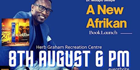 A New Afrikan Book launch tickets