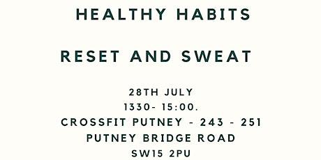 Healthy Habits Seminar tickets