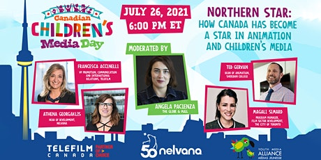 Northern Star: How Canada Shines in Animation & Children's Media tickets