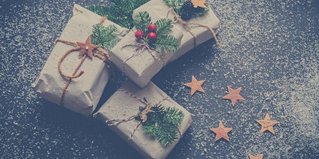 Christmas Crafts - Boxes and Wrapping (recycled resources) tickets