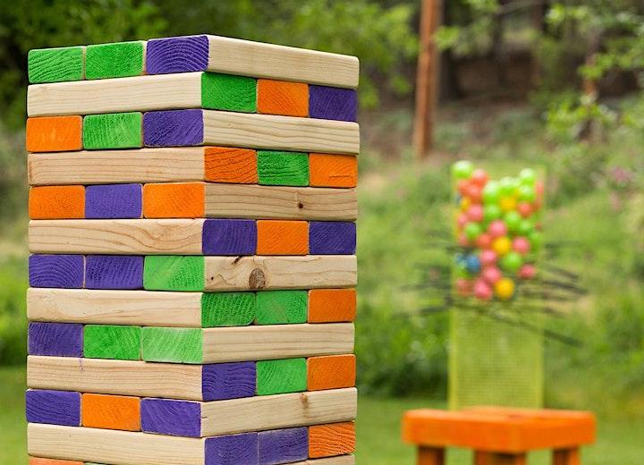 Greenford Quay Summer Series Garden Games image
