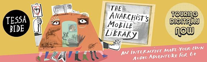 The Anarchist's Mobile Library - Weybridge Library image