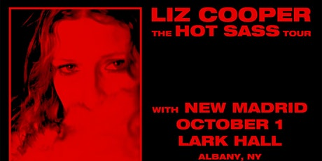 Liz Cooper: The Hot Sass Tour with Special Guests, New Madrid tickets