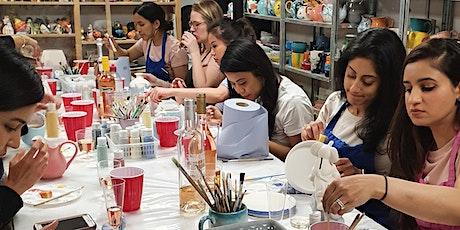 Pottery Painting - Wednesday tickets