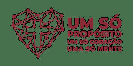 Culto presencial de celebração da UMC ingressos