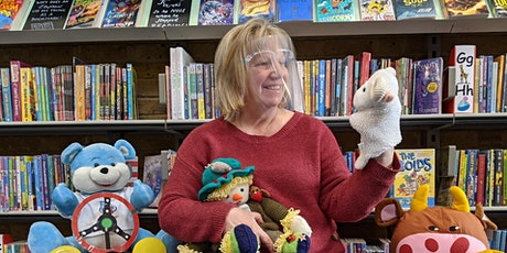 Rhymetime at Petersfield Library tickets