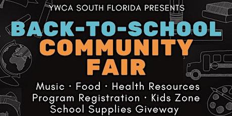 YWCA Back-to-School Community Fair tickets