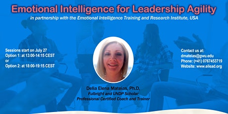 Emotional Intelligence for Leadership Agility tickets