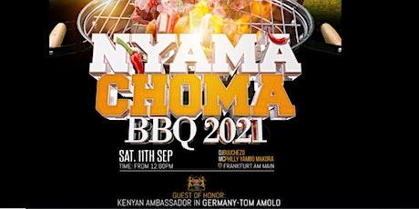 Nyama Choma BBQ 2021-Frankfurt Tickets