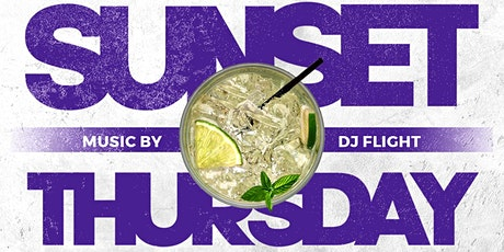 Sunset Thursday: Happy Hour tickets