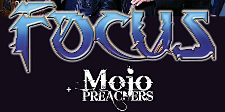 Mojo Preachers at 'Under The Bridge' in Chelsea as support to Focus tickets