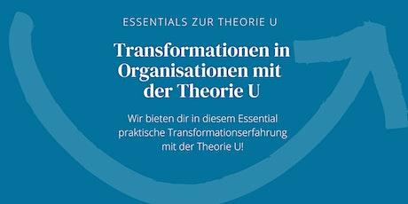 Moving Forward - Essential | Transformationen mit der Theorie U Tickets
