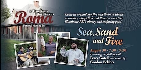 Sea, Sand & Fire tickets