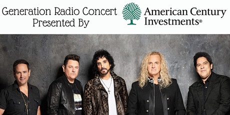 Generation Radio Concert Presented by American Century Investments tickets