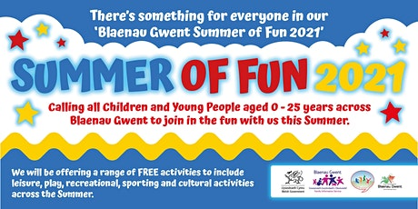 Open Play Session - Central Park, Blaina tickets