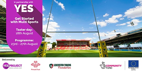 Get Started with Multi Sports - Leicestershire tickets