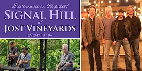 Signal Hill at Jost Vineyards tickets