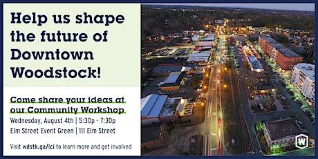 Town Center & Highway 92 LCI Plan Update | Community Workshop tickets