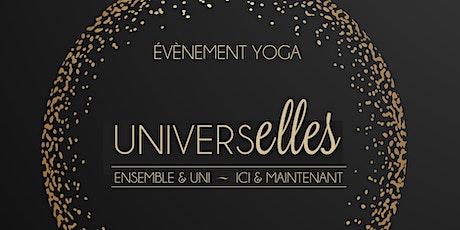 Yoga universELLES billets