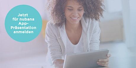 Online Event für Kitas: nubana App Präsentation Tickets