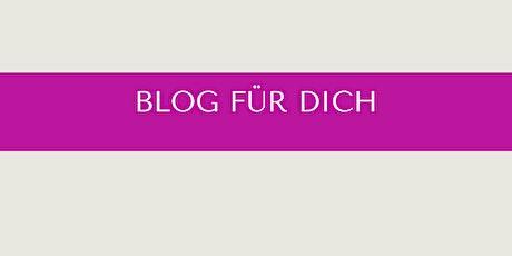 Blogartikel schreiben, wie kann ich Ideen dafür entwickeln? Tickets
