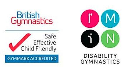 Disability Gymnastics tickets