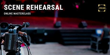 Masterclass: Scene rehearsal tickets