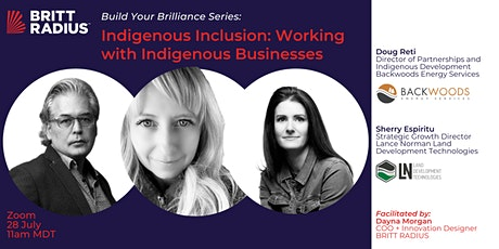 Indigenous Inclusion: Working with Indigenous Businesses tickets