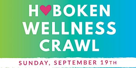 Hoboken Wellness Crawl 2021 tickets