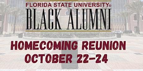 FSU Black Alumni Reunion 2021 tickets