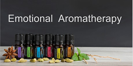 Emotional Benefits of Aromatherapy tickets