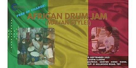 African Drum Jam (Malian Style) tickets