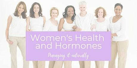 Womens Health & Hormones at Perimenopause tickets