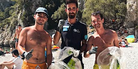 Ramassage éco-citoyen au Mugel et à Figuerolles billets